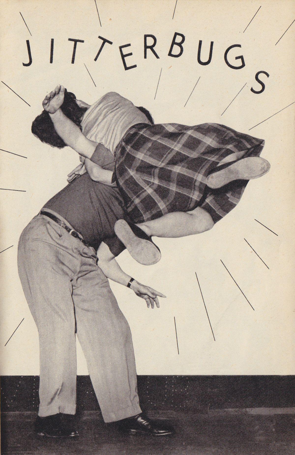 Swing Dance Ad - Jitterbugs