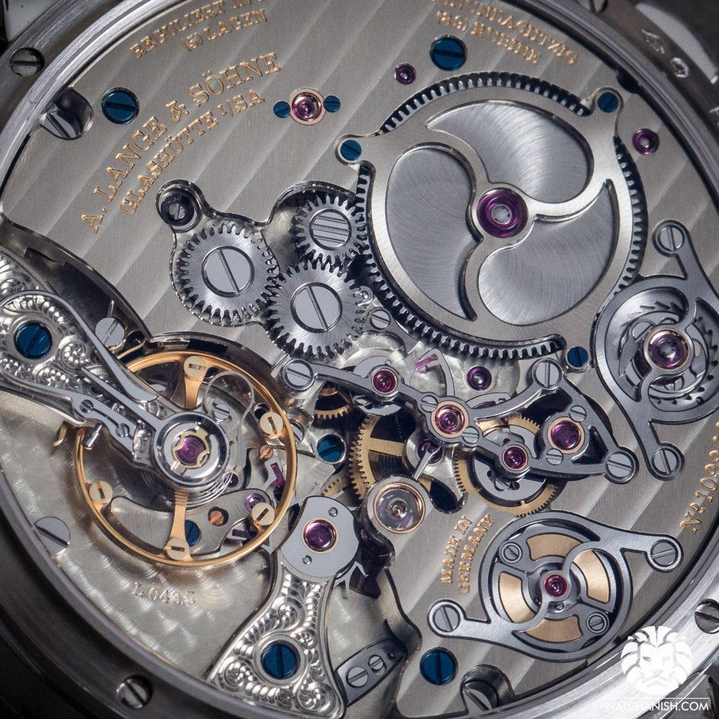 SIHH 2015: Here's what's new from A. Lange & Söhne