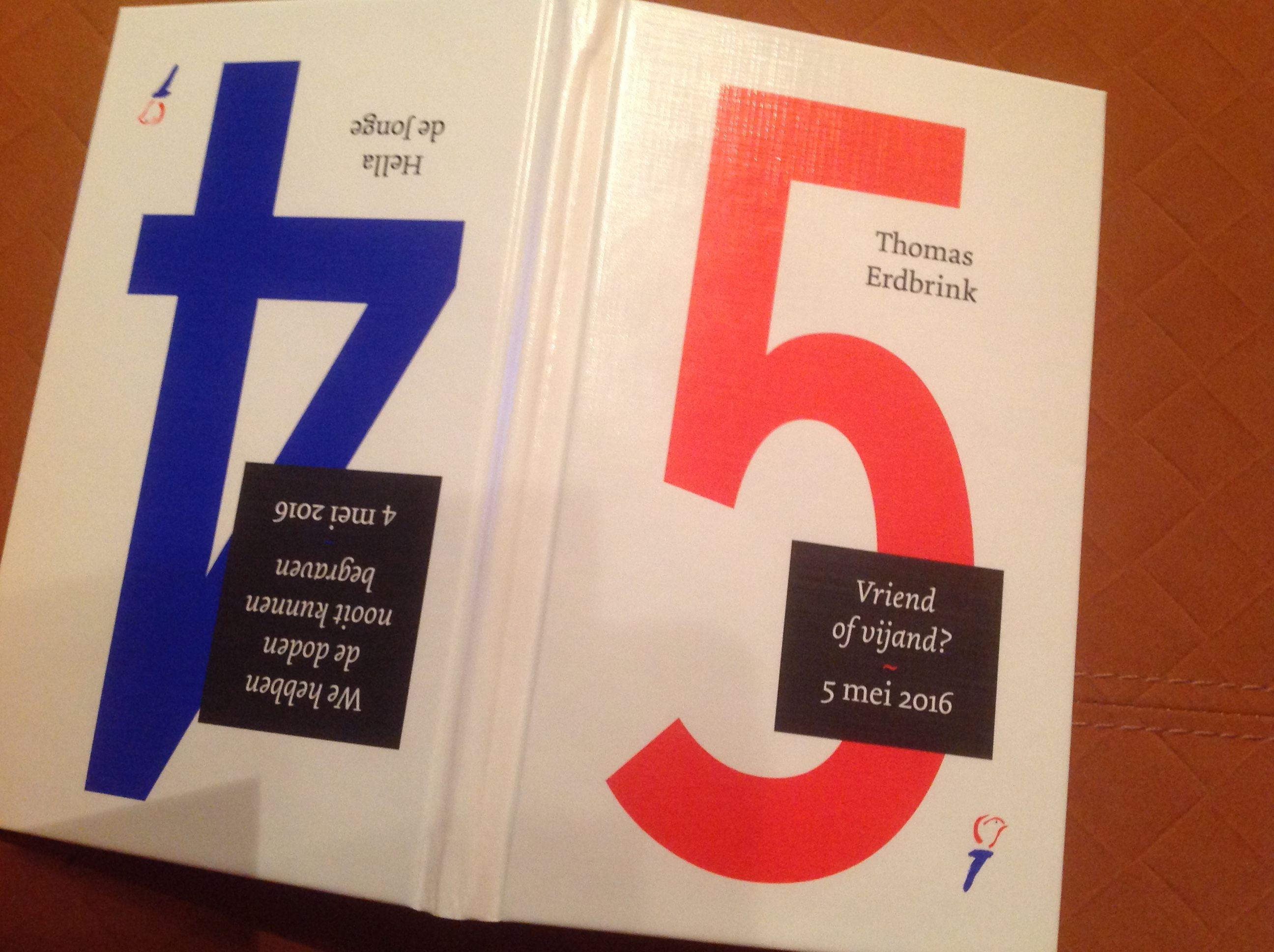 17/53 beide lezingen de moeite waard van lezen. Herdenken en vrijheid horen bij elkaar.