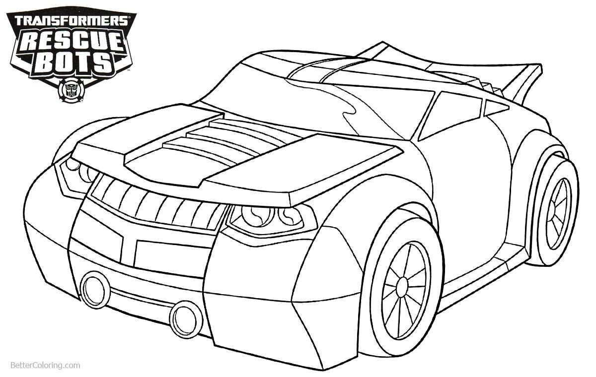 22+ Brilliant Image of Rescue Bots Coloring Pages