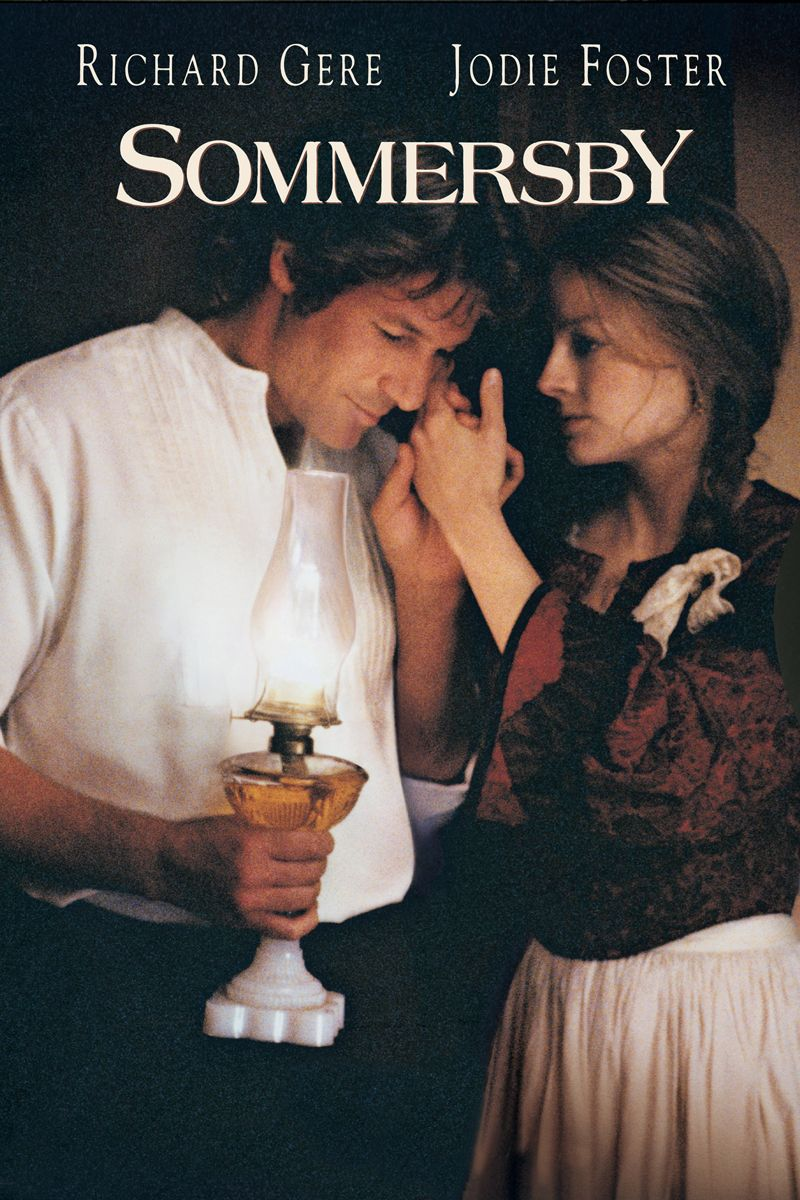 Based on the french film the return of martin guerre with gerard depardieu in this version richard gere is jodie foster s long lost husband returned