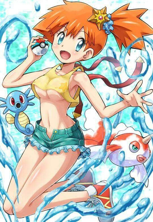 From in misty naked picture pokemon real
