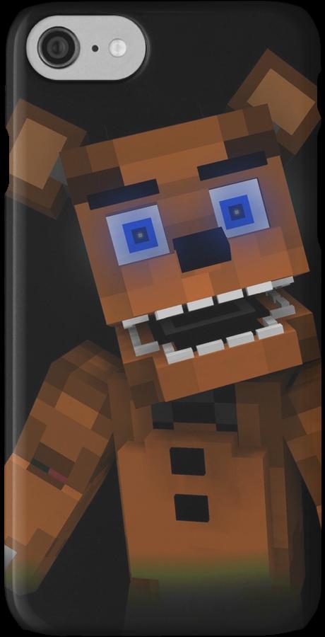 Fnaf 2 Minecraft Game