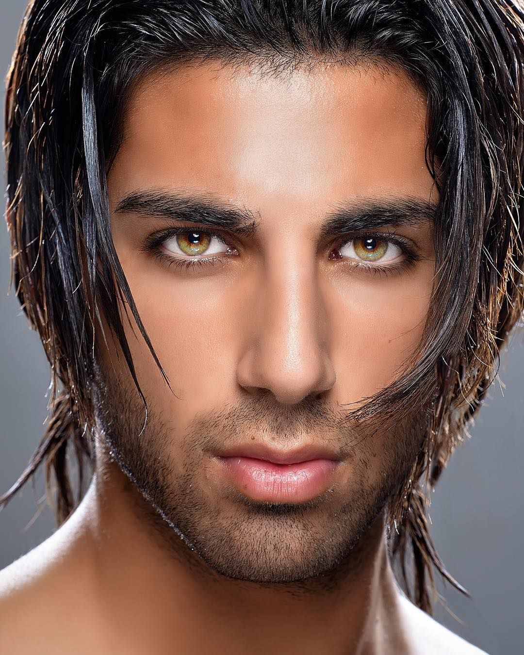 Pin by Daniel Molybdenum on Beautiful men with long hair