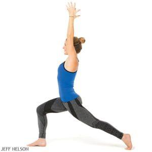 crescent pose  yoga tips  trending dirt  yoga poses
