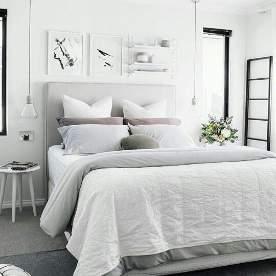 Clean Bedrooms Captivating Clean And Cosy #home#bedroom#inspo#details  Dream Home Design Ideas
