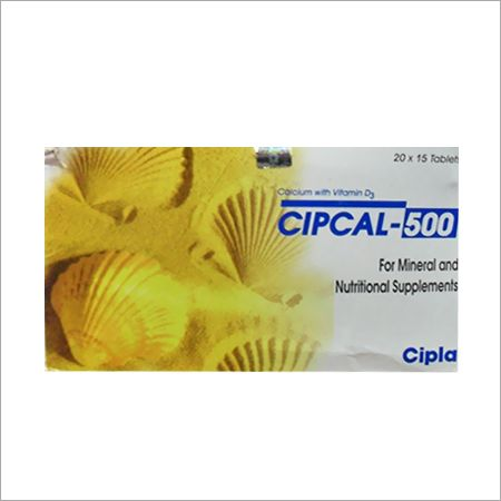 Cipcal 500 Tablet Tablet Trading Company Trading