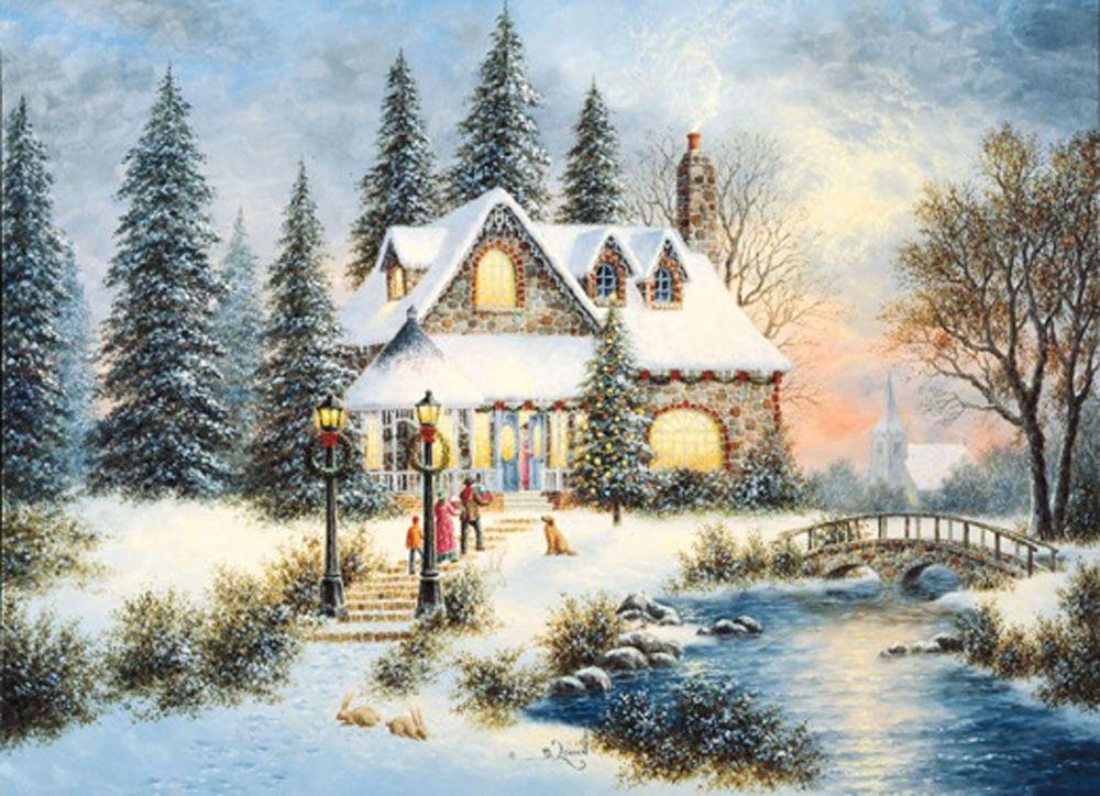 A Treasured Time - Keepsake Box of 20 Christmas Cards | Christmas ...