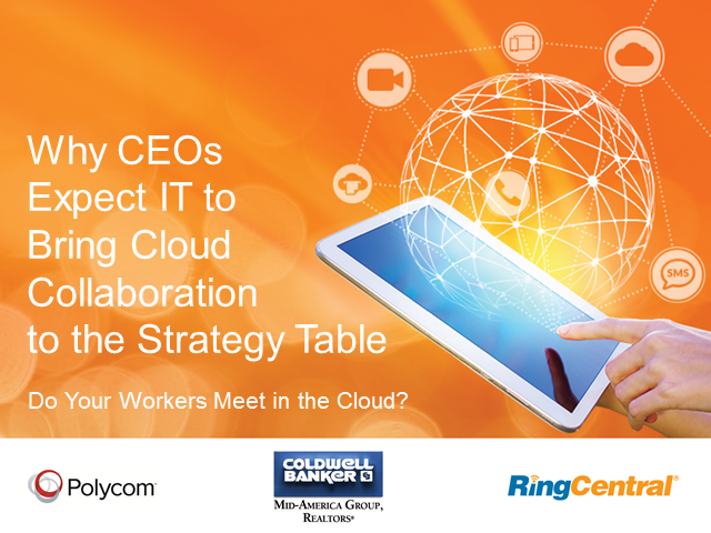 Eseminar With Brighttalk Learn Why Ceos Expect It To Bring Cloud Collaboration To The Network Marketing Digital Customer Journey Social Media Community