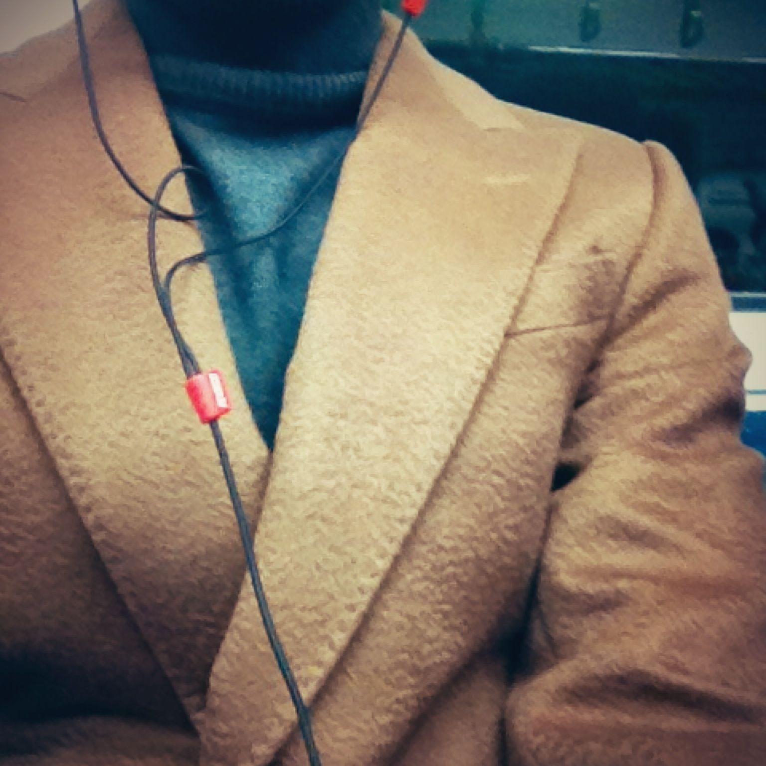 Camel Coat는 항상 우아