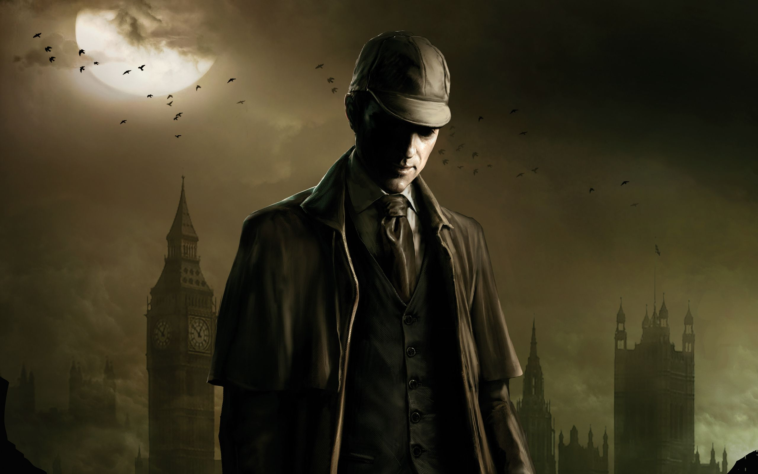 Books In Video Games New Takes On Classic Stories Sherlock Holmes Sherlock Classic Story