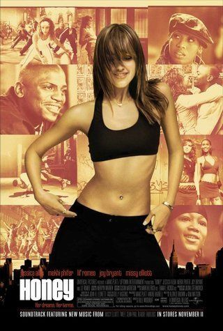 Honey 2003 Poster Com Imagens Filmes Dicas De Filmes Capas