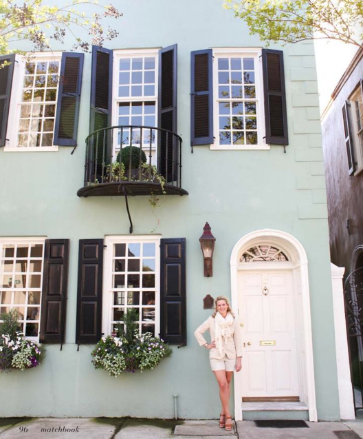Mint green with black shutters exterior inspirations - Feng shui exterior house paint colors ...