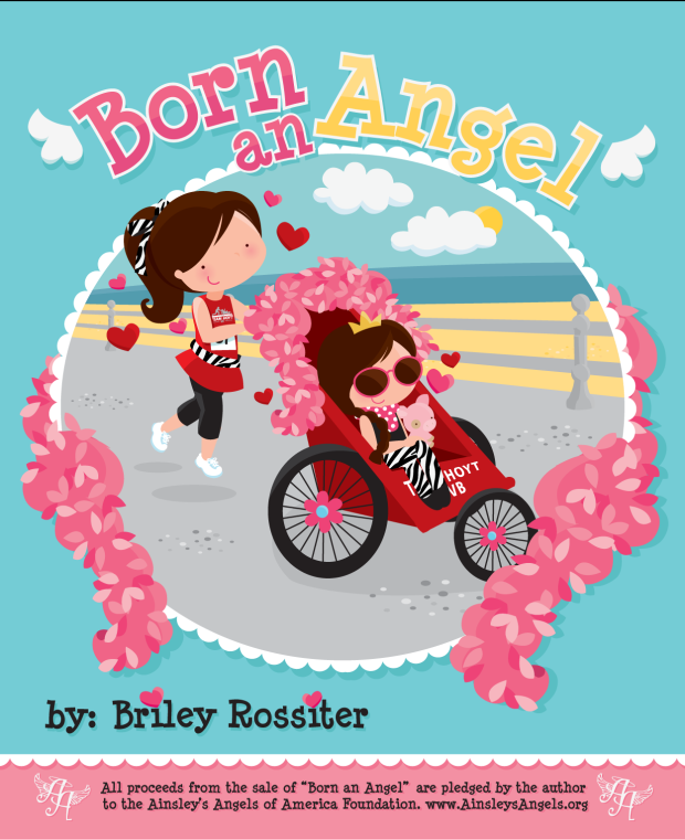 11-year-old pens book of boundless sibling love with 'Born an Angel'