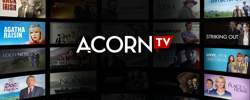 AMC Network's Acorn TV Reaches One Million Subscribers in