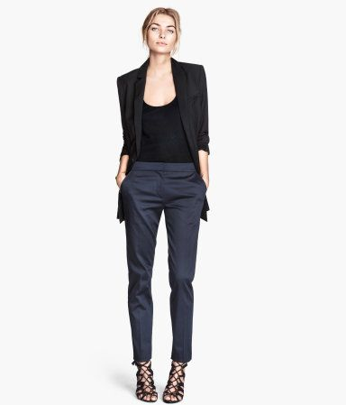 H M Slacks 24 95 Womens Business Casual Fashion Clothes Women Slacks Outfit