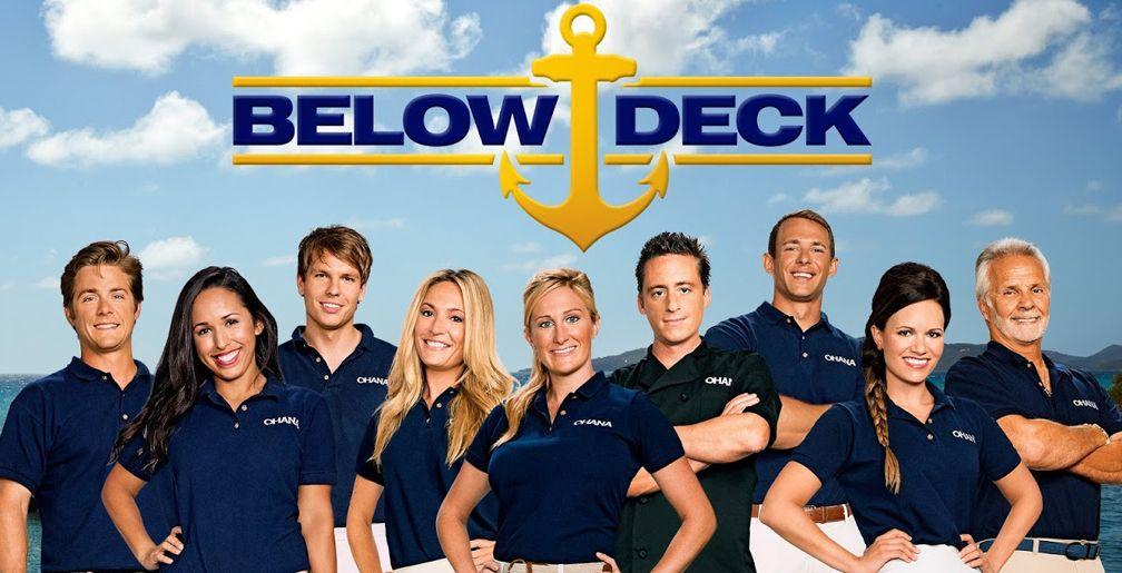 Bravo Media Premieres Season 3 Of Below Deck On Tuesday Aug 25 Below Deck Below Deck Bravo Deck