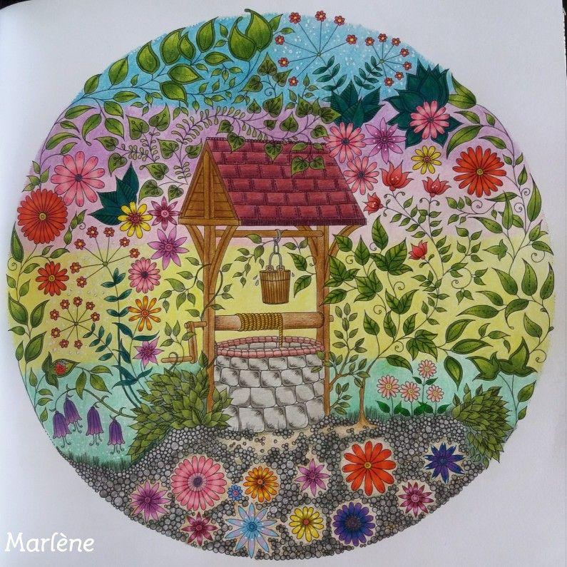 Jardin secret | Jardin secret, Jardins, Secret