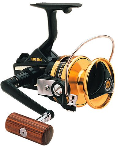 fea2af1934d Daiwa BG10 Black Gold Spinning Reel... I Like It!!! | Fishing ...