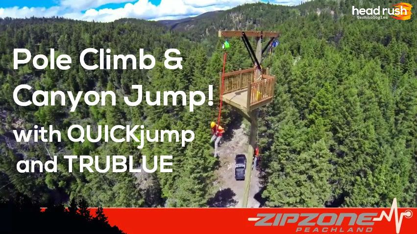 Discover Zipzone Adventure Park S Thrilling New Quickjump Free Fall Attraction By Checking Out Our Latest Blog Fall Attractions Adventure Park Free Falling