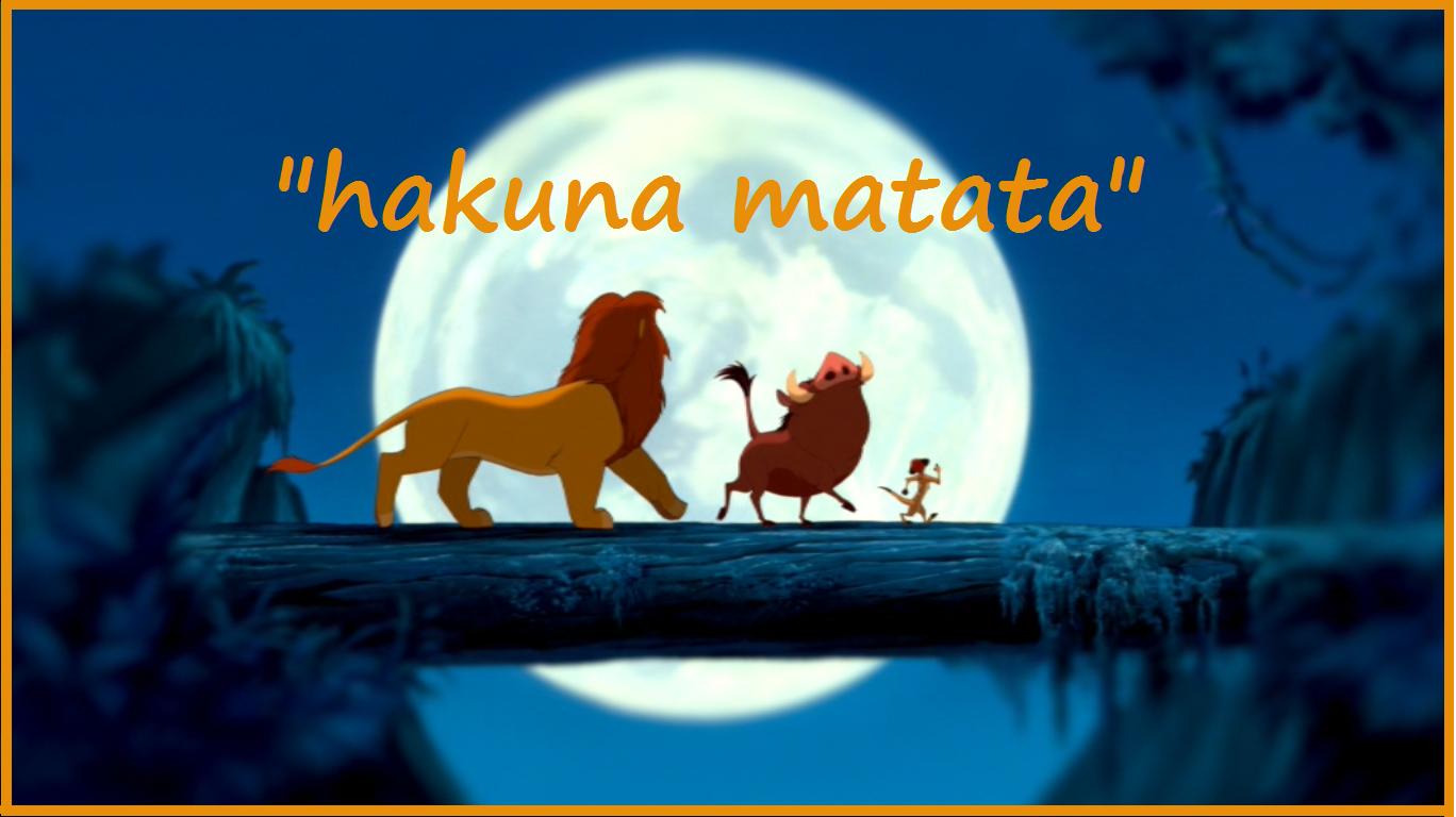 Pin Pin Timon Hakuna Matata What A Wonderful Phrase Pumba Ain T On On Pinterest