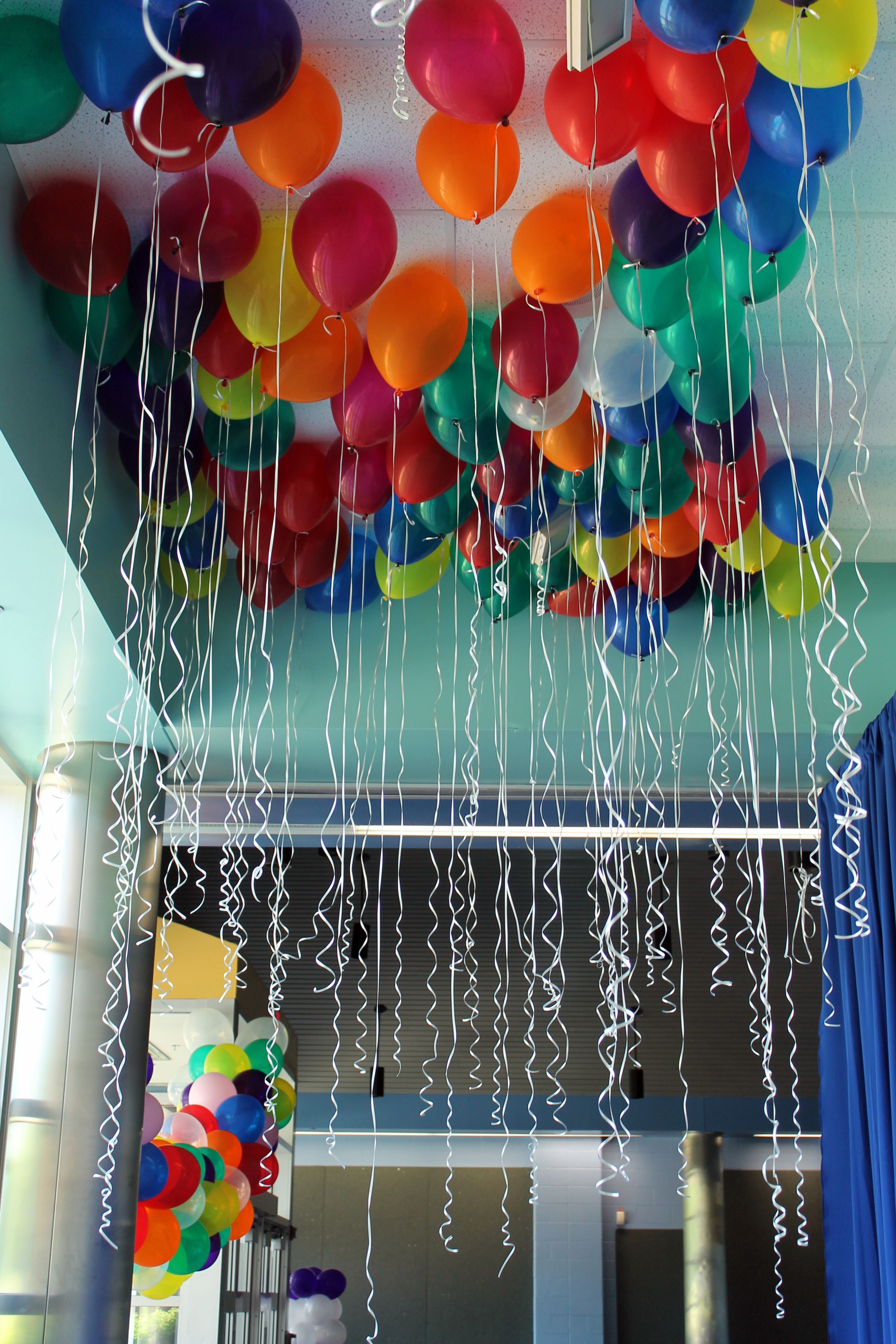 from our post prom party event | balloons! | pinterest | party, prom