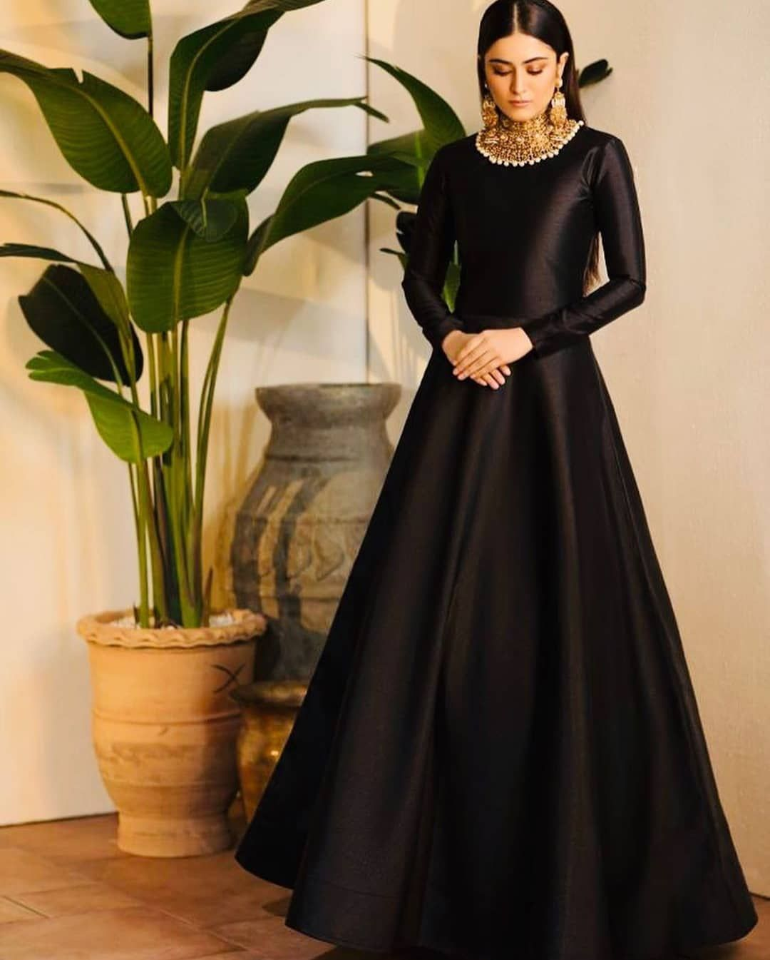 Doctorblogger Wedding Diaries Doctorbloggerwedding Instagram Photos And Videos Black Dress Outfit Party Fancy Black Dress Pakistani Fashion Party Wear [ 1345 x 1080 Pixel ]