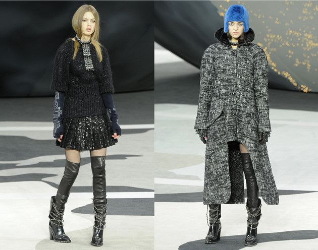 chanel 2013 collection | Chanel Fall Collection 2013