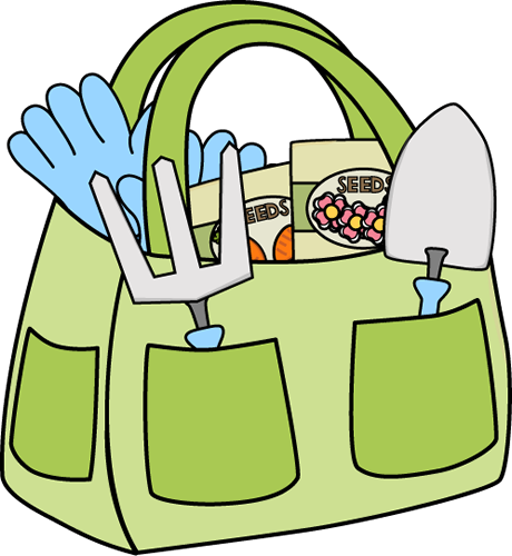 Garden Cute Cartoon: Garden Clipart, Garden Images, Garden Bags