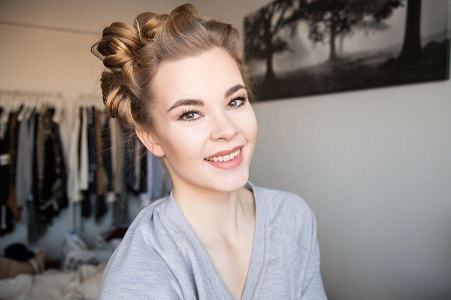 Nude makeup // ANNIEVELIINA