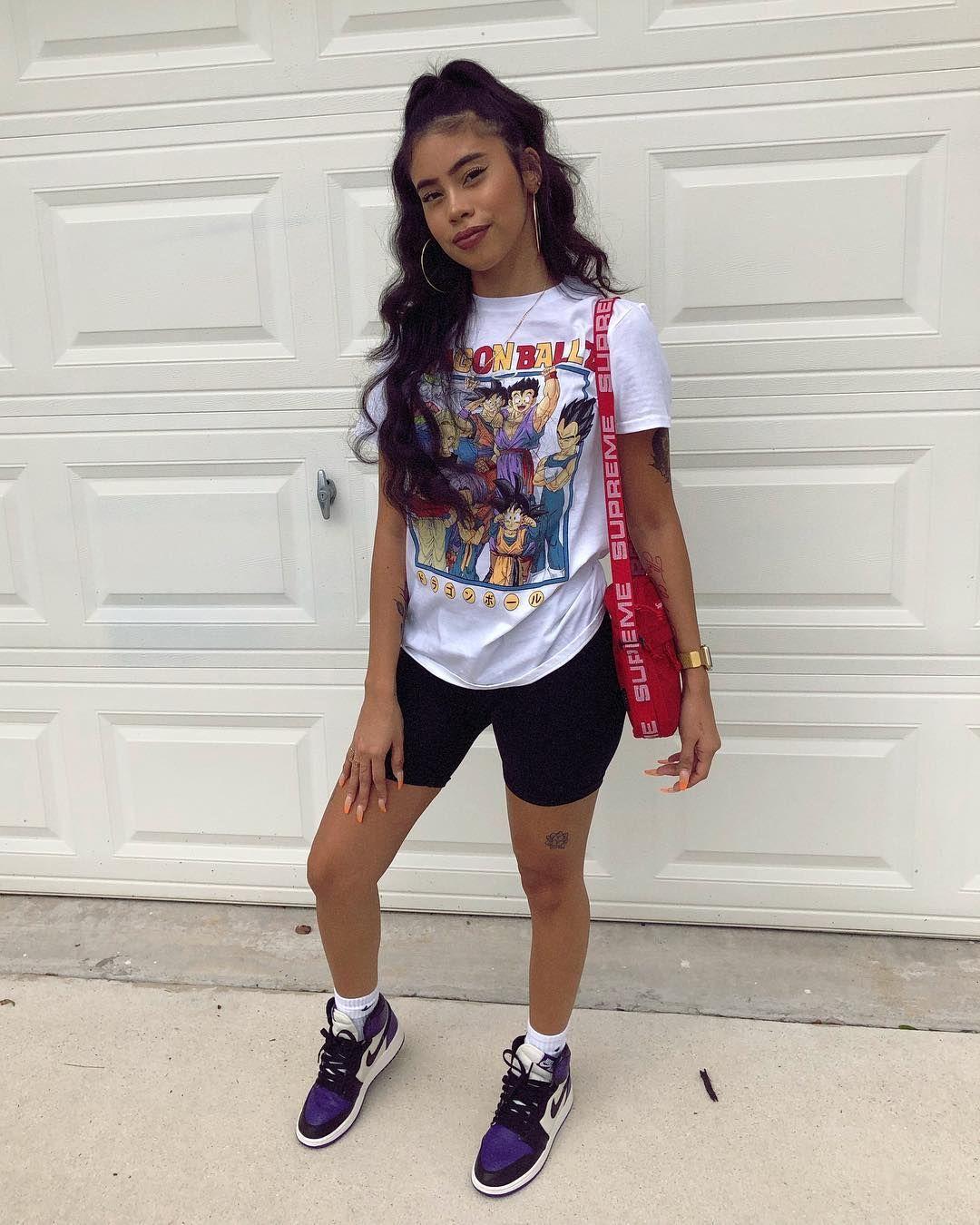 air jordan 1 outfit girl