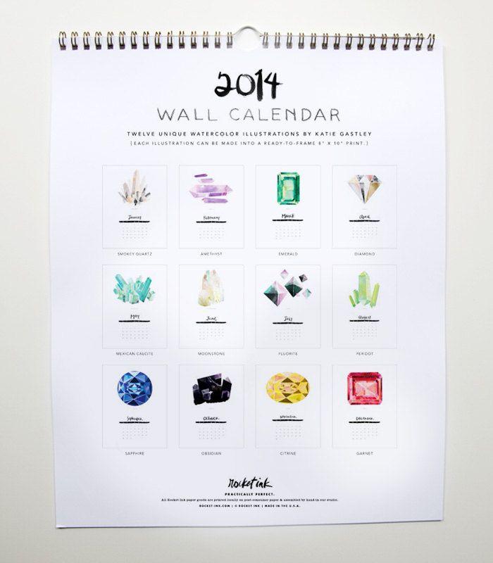 gem & mineral 2015 calendar - Google 검색