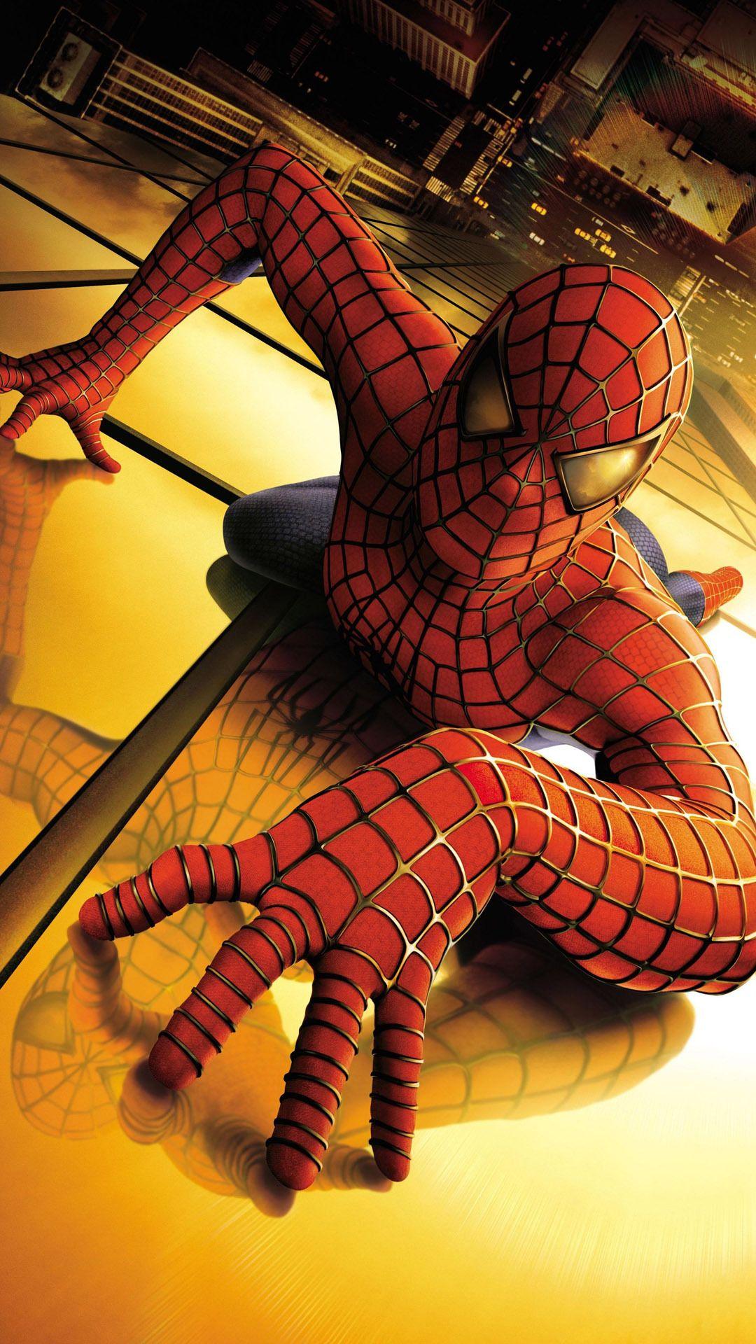 Dark Spider Man x All For Desktop