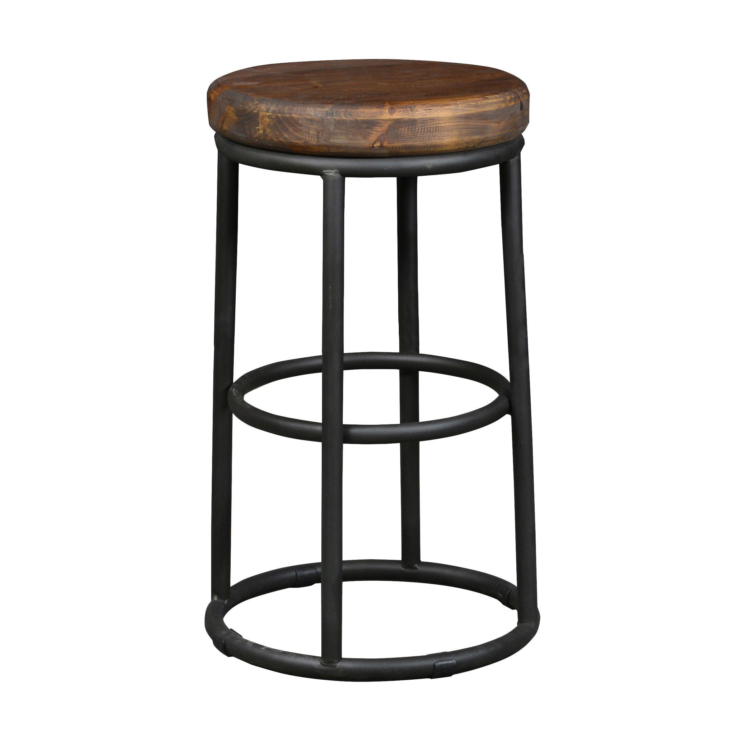 "Trent Austin Design Greenhorn 24"" Bar Stool Cuisine"