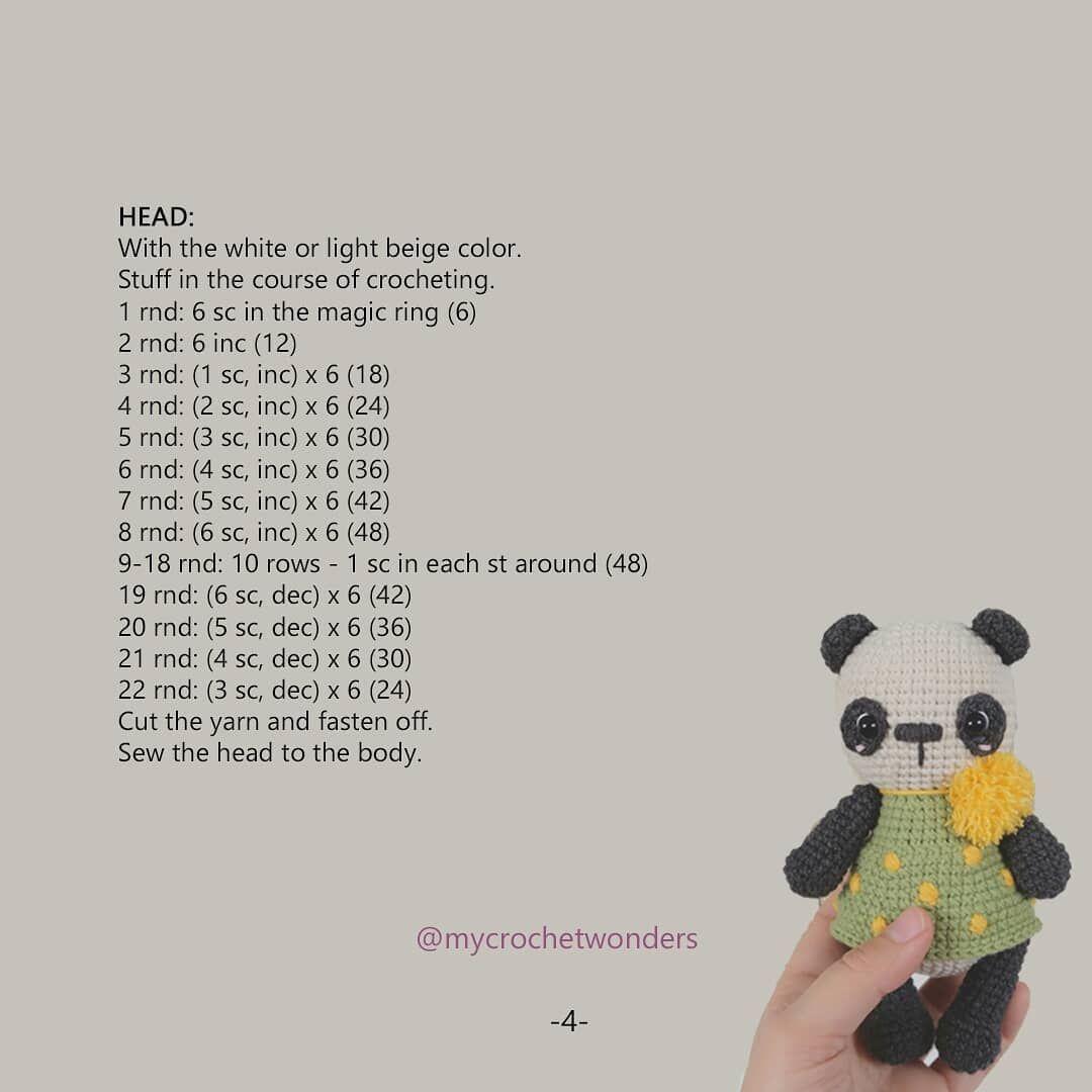 Panda bear mod | 1080x1080