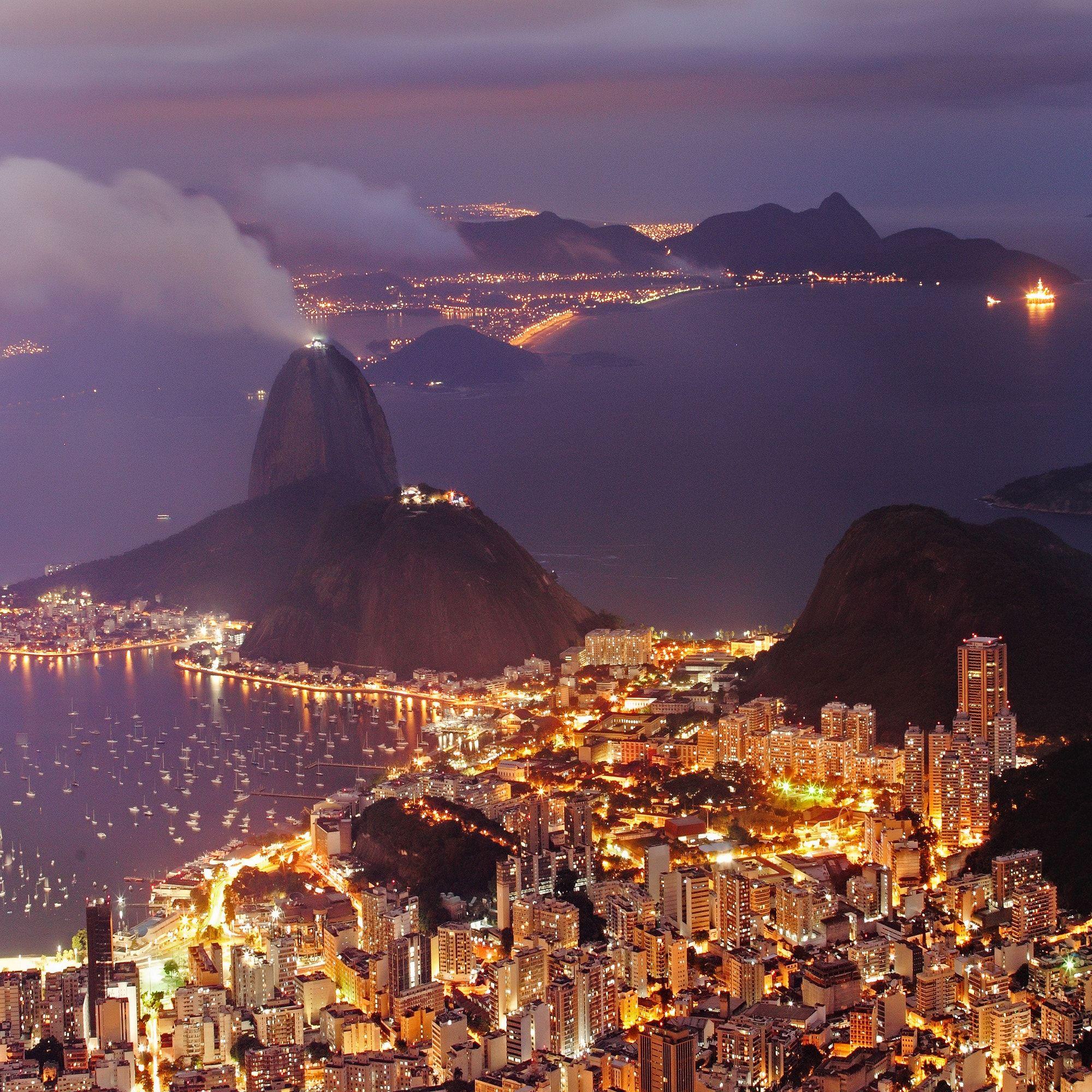 Rio - Rio de Janeiro o destino especial para o Carnaval   Brasil   City   Nature   Fotografia   Corcovado   Paisagem