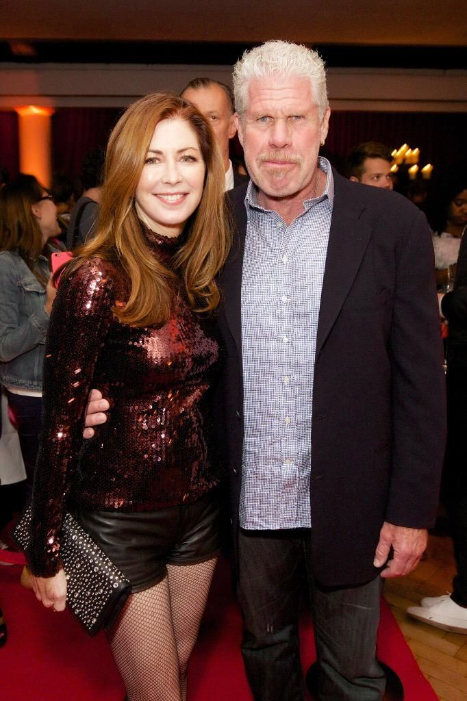 .@perlmutations brings the mystery and @DanaDelany brings the sequins to our #HandOfGod UK premiere