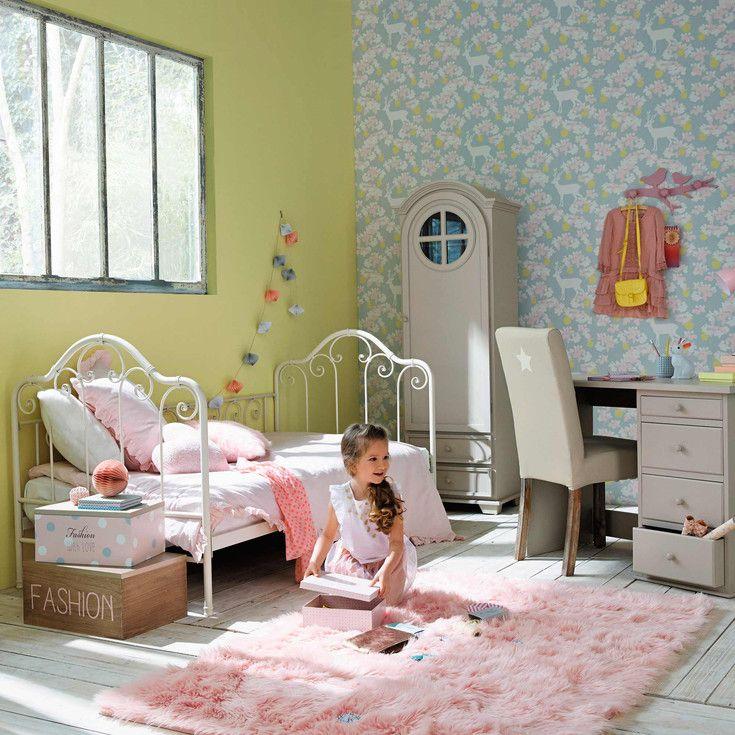 bb enfant ado dcouvrez les nouveauts meubles dco et textile de la collection junior 2015 de maisons du monde pour amnager la chambre de vos - Maison Du Monde Chambre