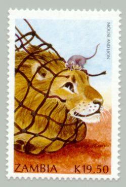 Le Lion Et Le Rat La Fontaine : fontaine, Fables, Fontaine, Colombe, Fourmi, Lion,, Fontaine,
