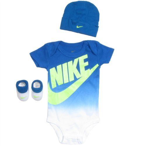 6 Set Months Royal 0 Clothes Baby Nike Dip 3 Piece Blue 6m 0 wXPOq7Uv