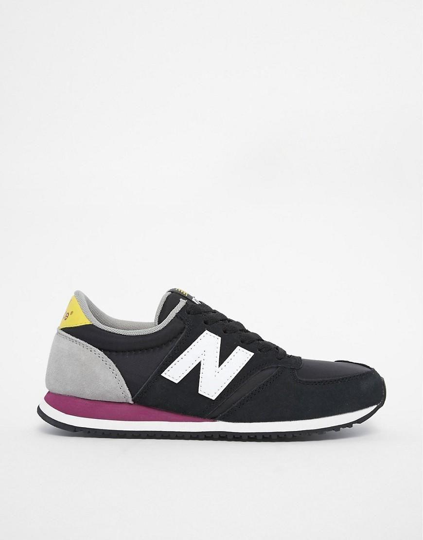 new balance 420 negras