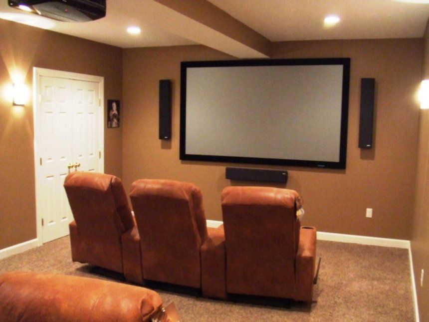 Small Home Theater Room Ideas Setup Diagram Movie On Budget Speaker Placement Ceiling Design Ideashome Small Home Theaters Small Media Rooms Media Room Design