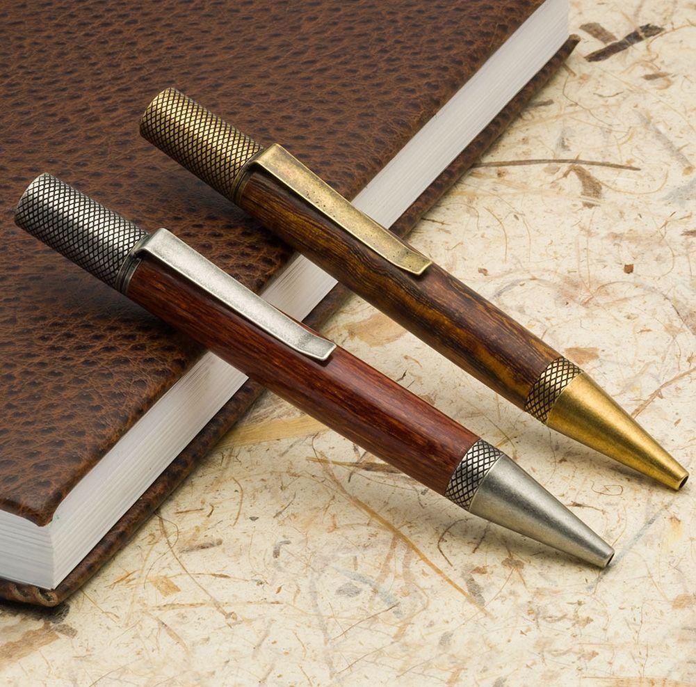 Craft pens to write on wood - Artisan Exemplar Pen Kits From Craft Supplies Usa Penturning Woodturning