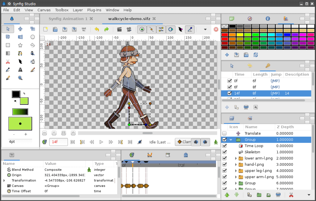 Free 2d Animation App For Windows 7