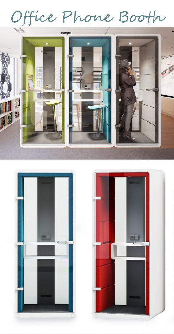Office Phone Booth Telefonzelle Freedom Design Studio