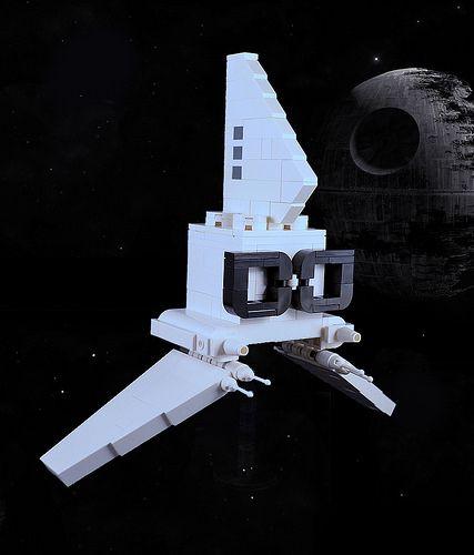 NERDvember: NERDirium shuttle   by captainsmog