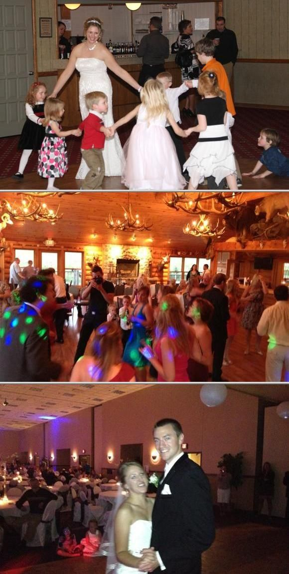 Party Pro Djs Provides Energetic Dj Services For Wedding Receptions