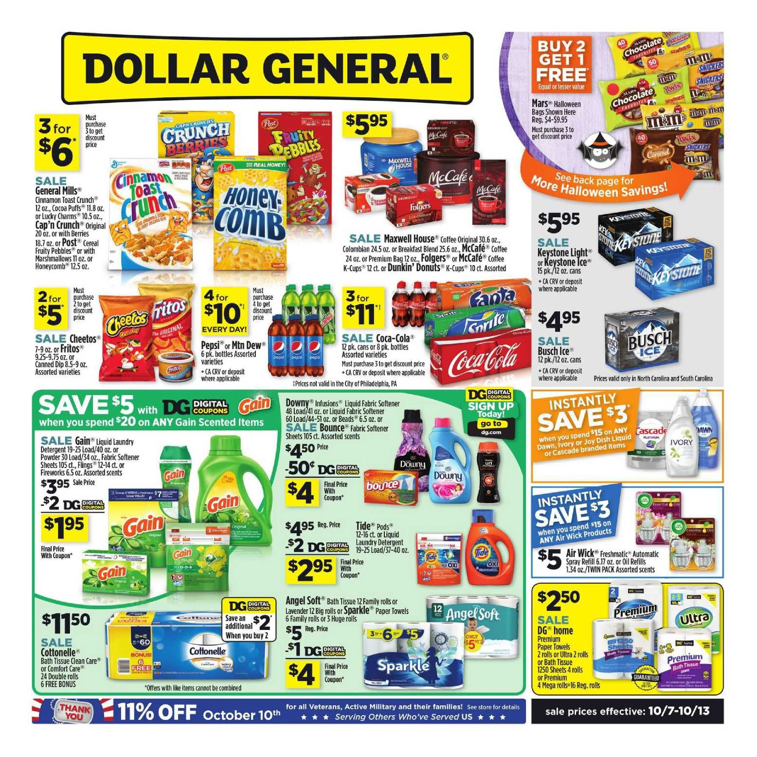 Dollar General Weekly Ad Flyer January 20 26 2019 Weeklyad123 Com Weekly Ad Circular Grocery Stores Dollar General Weekly Ads Sunday Ads