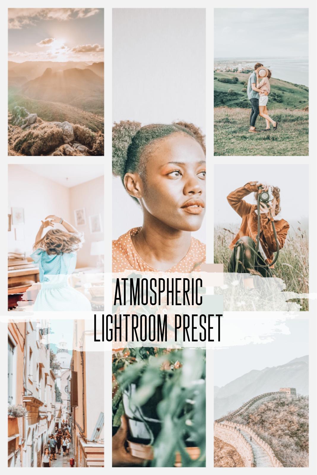 7 Lightroom Mobile Presets Atmospheric Instagram Preset And Etsy In 2020 Lightroom Presets Portrait Presets Lightroom