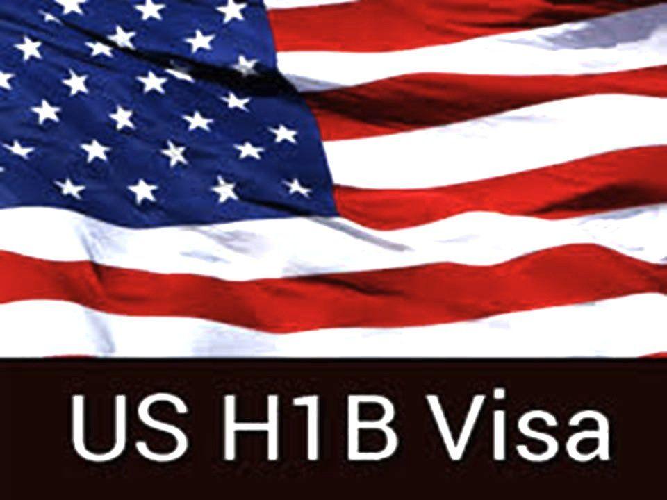 Get US H1B Visa from India Flag, Usa flag, Visa images